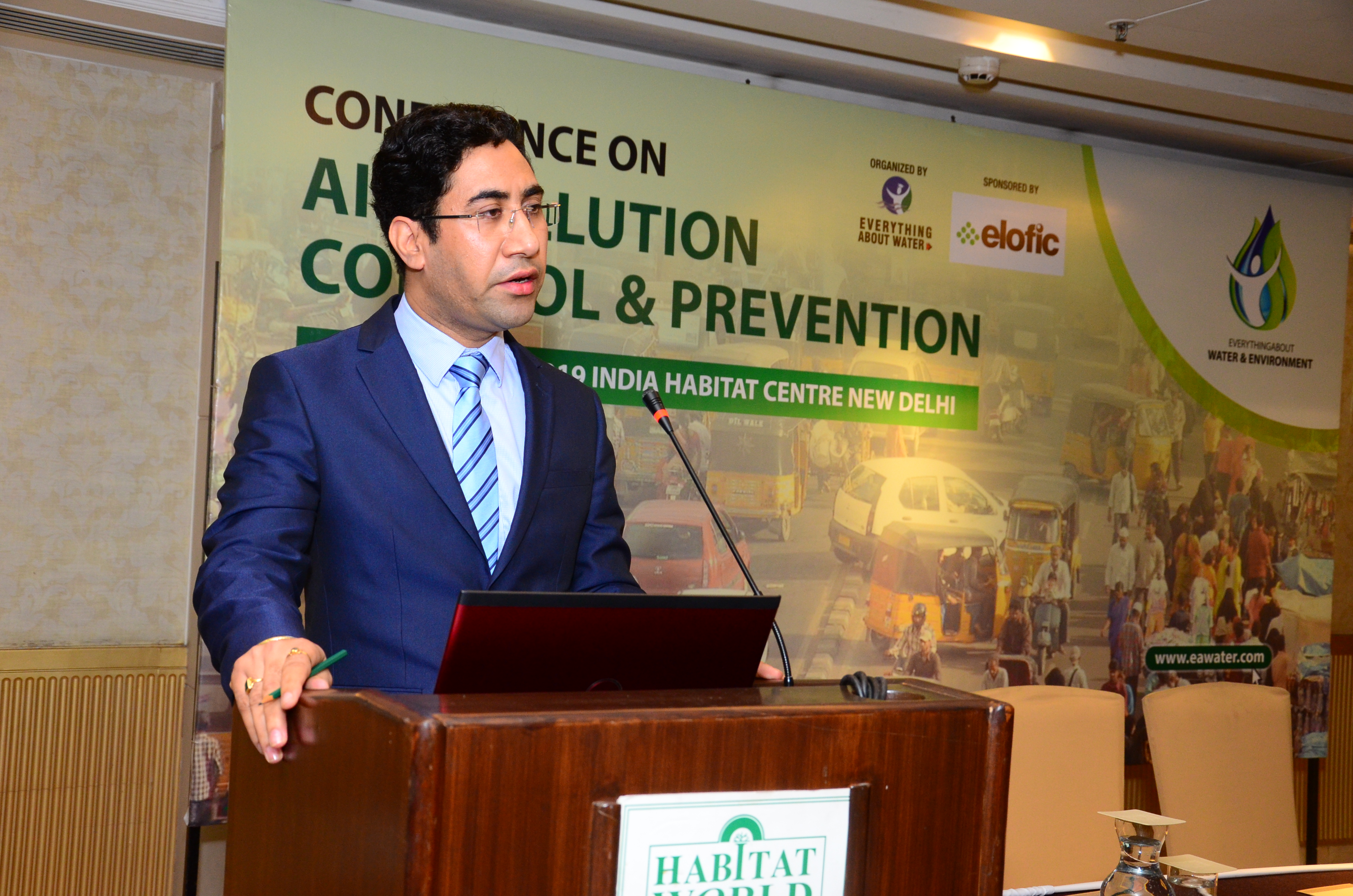 Conference on Air Pollution Control & Prevention